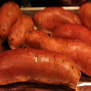 How to Bake Sweet Potatoe